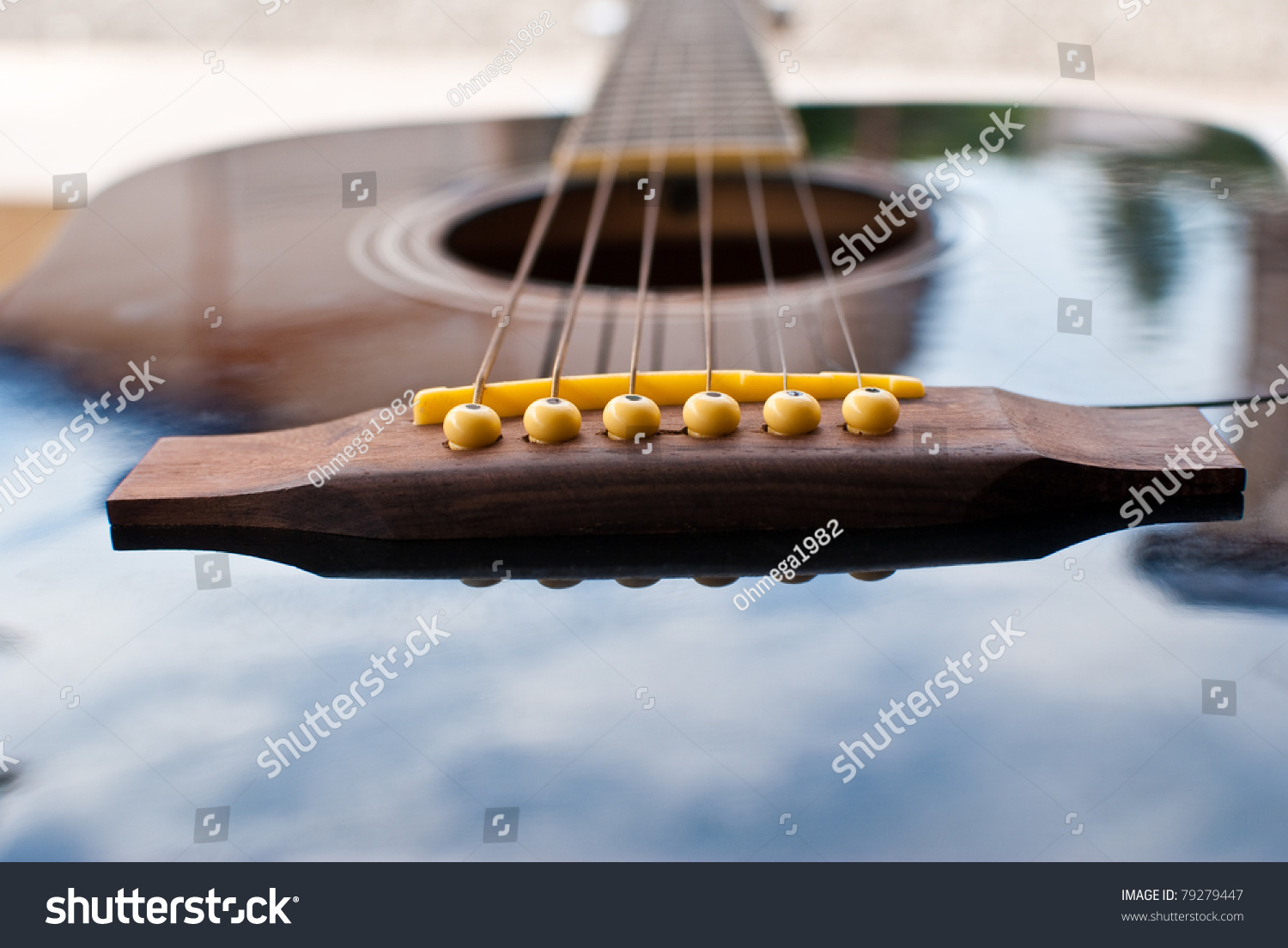 Detail Classic Acoustic Guitar Stock Photo 79279447 Shutterstock