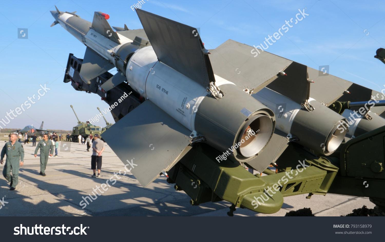 Batajnica Air Base Belgrade 20 October Stock Photo (Edit Now