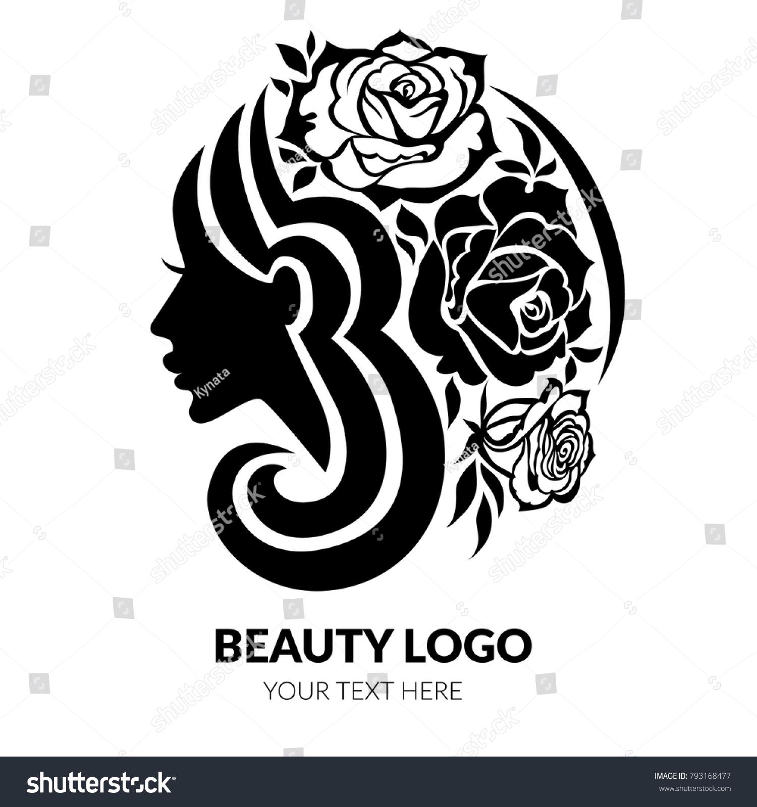 Vector illustration woman beautiful hair flowers stock vector vector illustration woman beautiful hair flowers stock vector 793168477 shutterstock izmirmasajfo Gallery