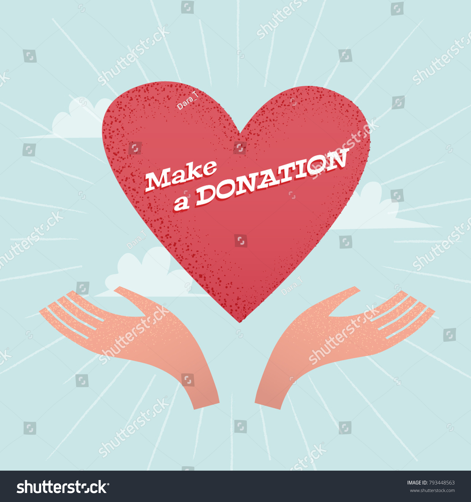 Heart in hand symbol image collections symbol and sign ideas heart hand symbol logo template charity stock vector 793448563 heart in hand symbol logo template for buycottarizona