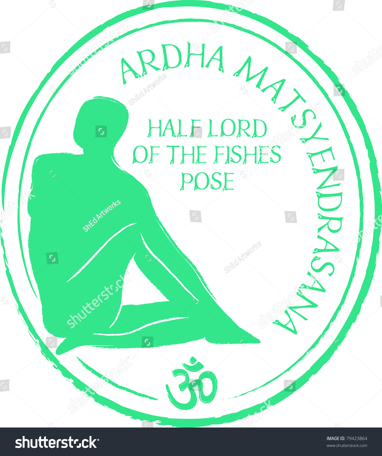 Retro ardha matsyendrasana yoga half lord of the fishes for Half lord of the fishes