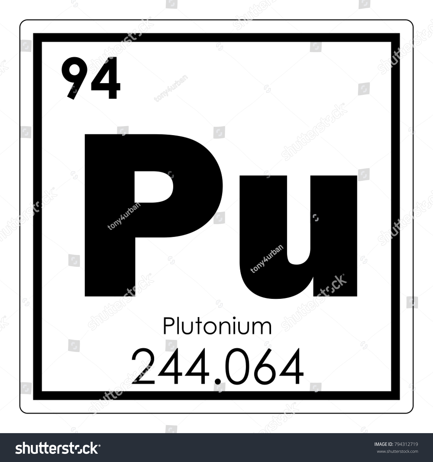 What is chemical symbol for iron choice image symbol and sign ideas plutonium chemical element periodic table science stock plutonium chemical element periodic table science symbol buycottarizona buycottarizona