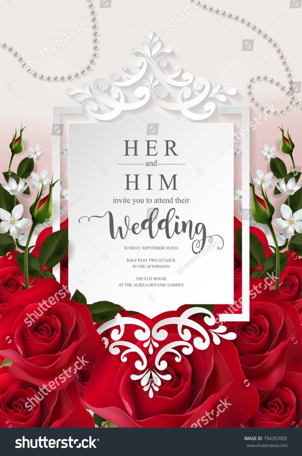 Awesome Template For Wedding Invitation Cards Embellishment ...