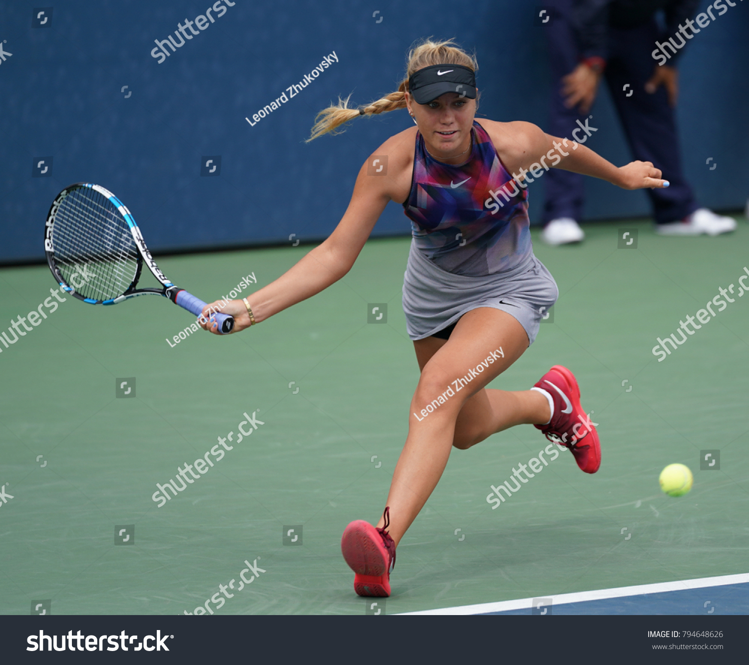 New York September 2 2017 Professional Sports Recreation Stock Image 794648626