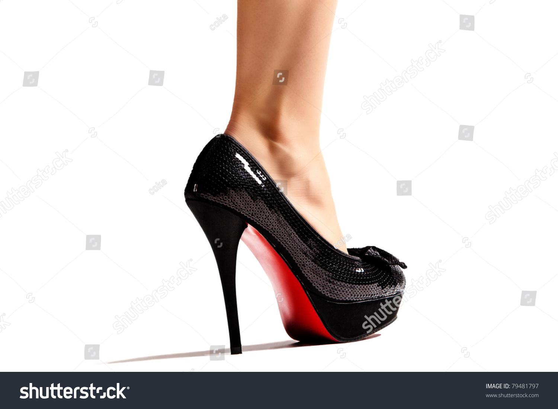 Women In Platform Heels