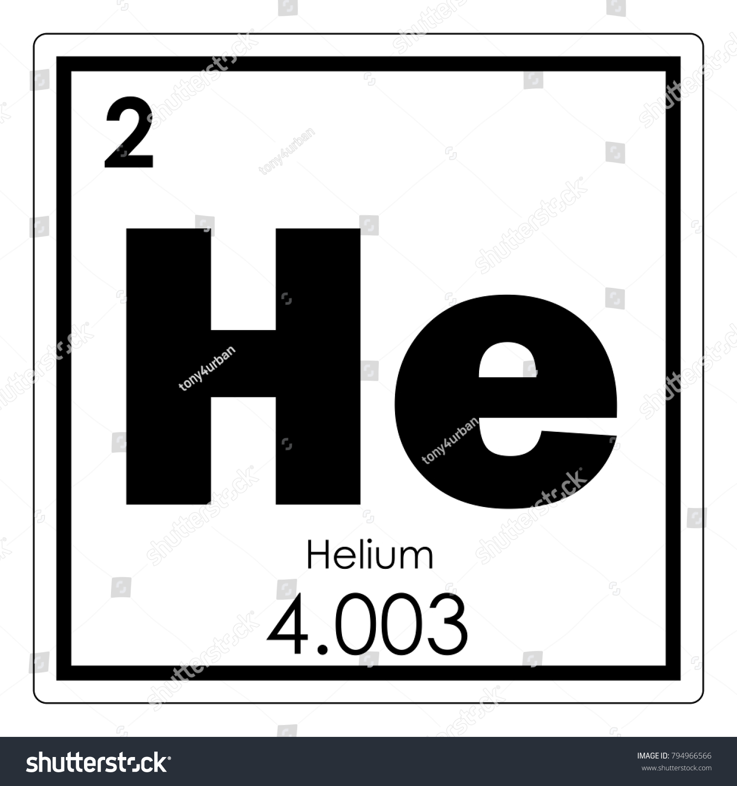 Helium chemical element periodic table science stock illustration helium chemical element periodic table science symbol urtaz Image collections
