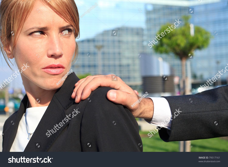 sexual handshake message