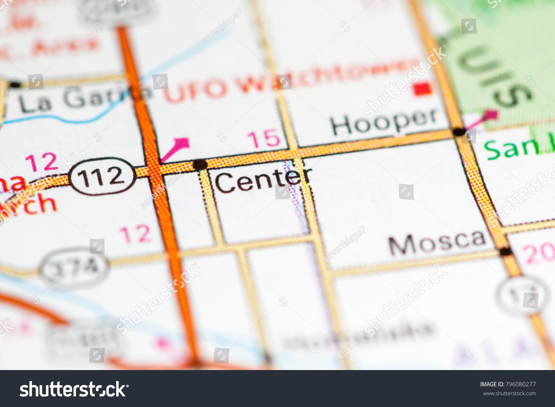 Mosca Colorado Map.Center Colorado Usa On Map Stock Photo Edit Now 796080277