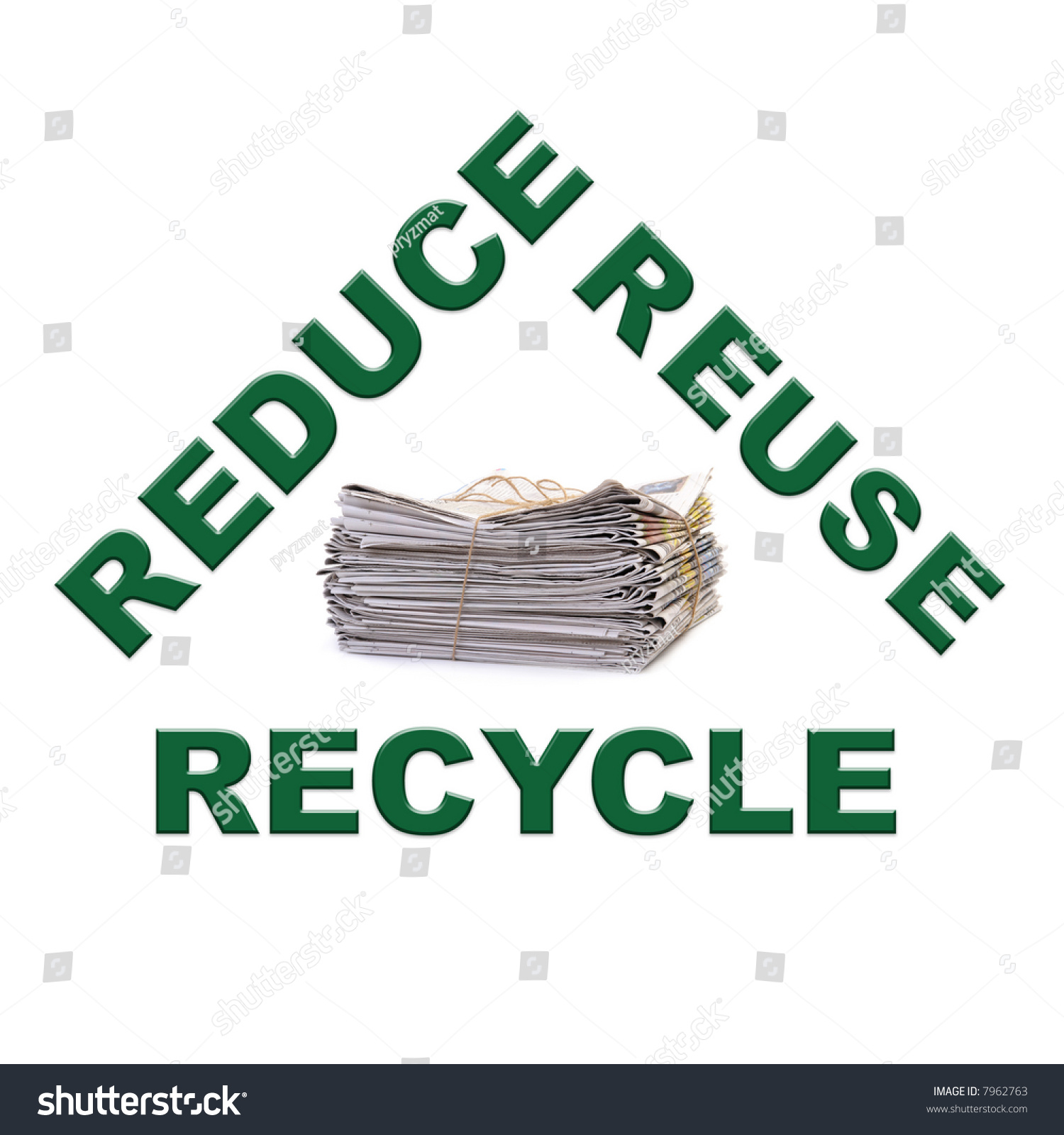 Reduce reuse recycle essay