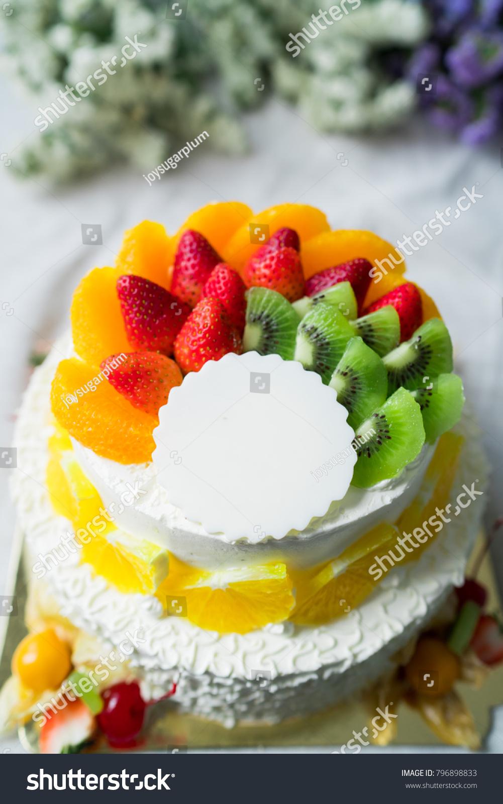 Wedding Cake Fruits Stock Photo Edit Now 796898833 Shutterstock