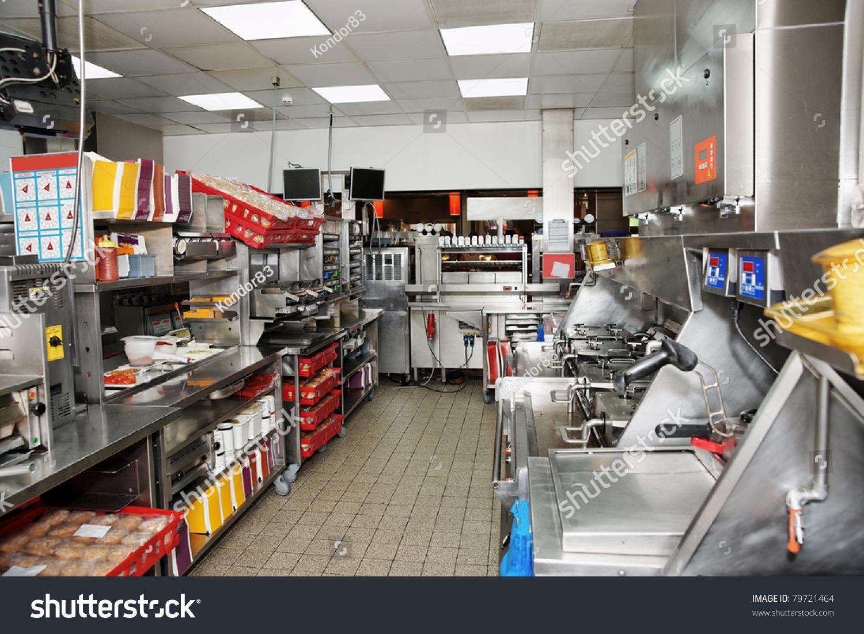 Fast food restaurant kitchen design kitchen project fast for 16x16 kitchen designs