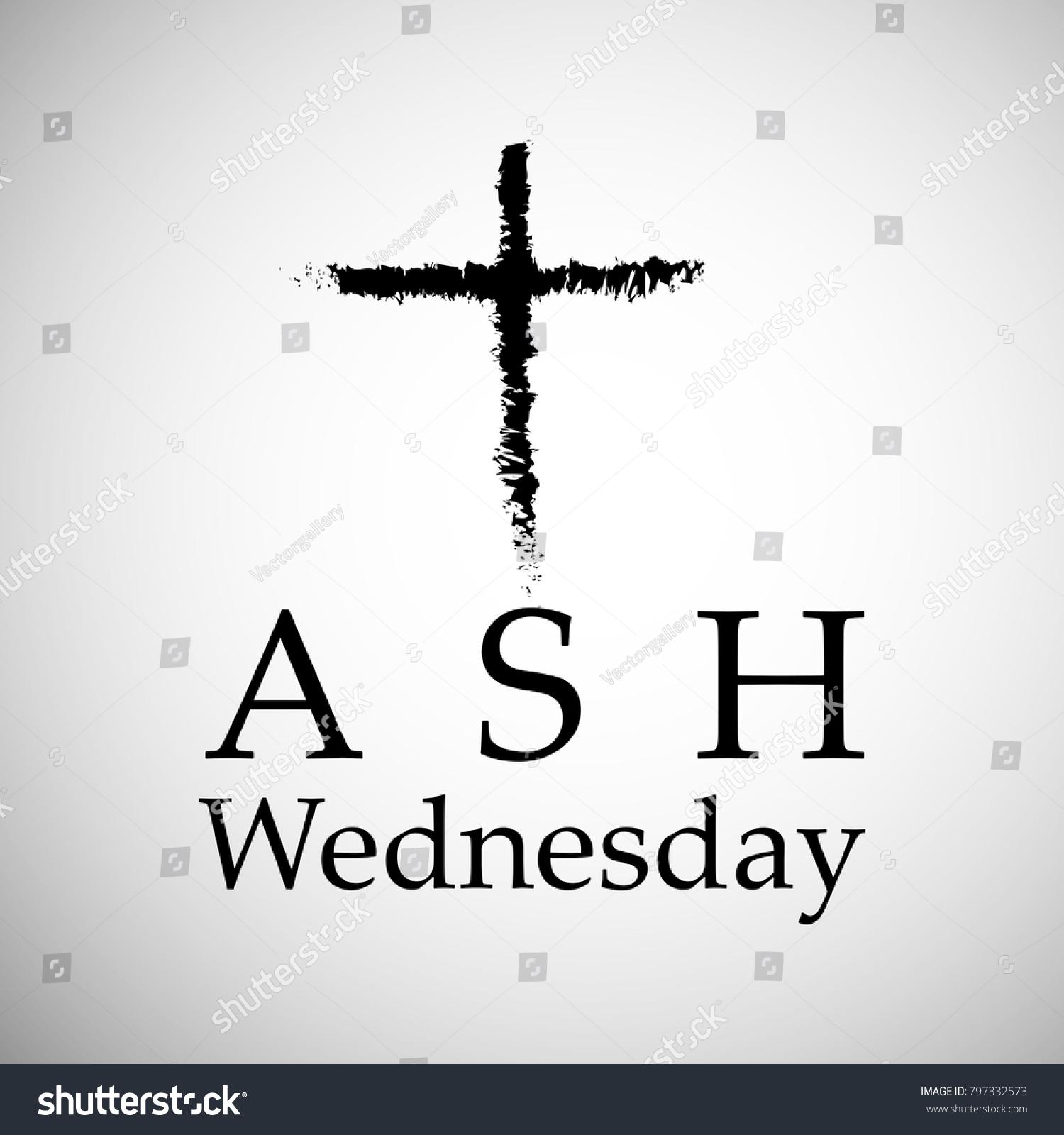 Illustration ashes cross ash wednesday stock vector 797332573 illustration of ashes cross for ash wednesday buycottarizona Image collections