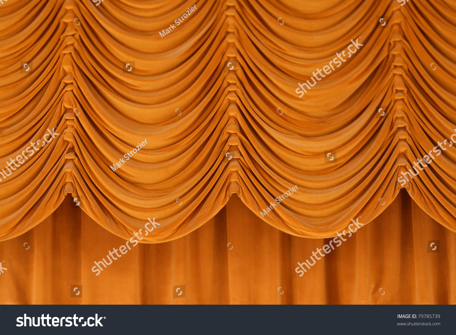 Gold stage curtain - Deep Gold Stage Curtains Preview Save To A Lightbox