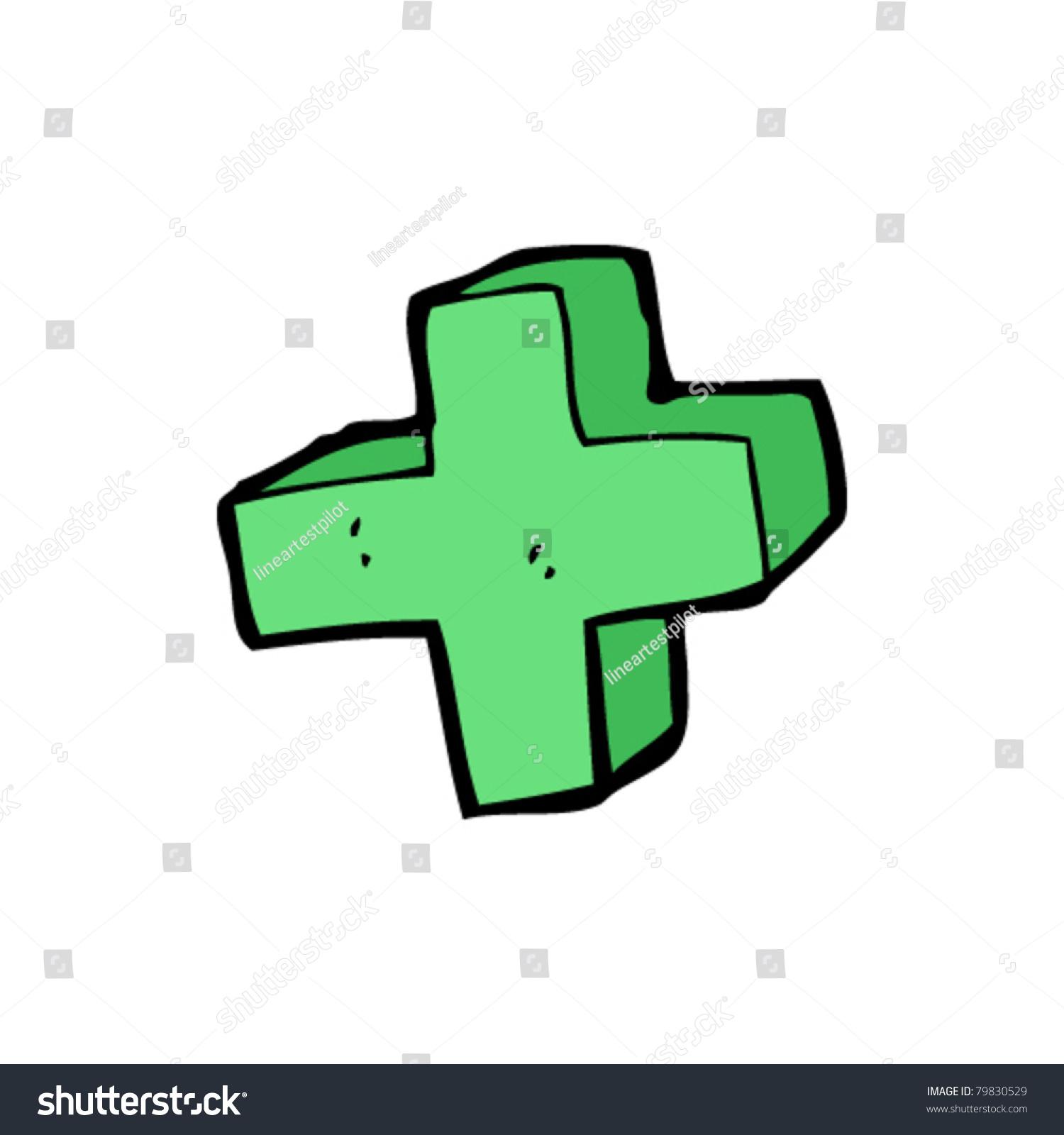 Plus Symbol Target Symbol Logo Vector Ez Canvas
