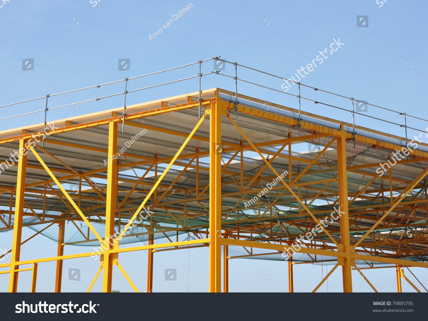 steel frame construction preview save to a lightbox