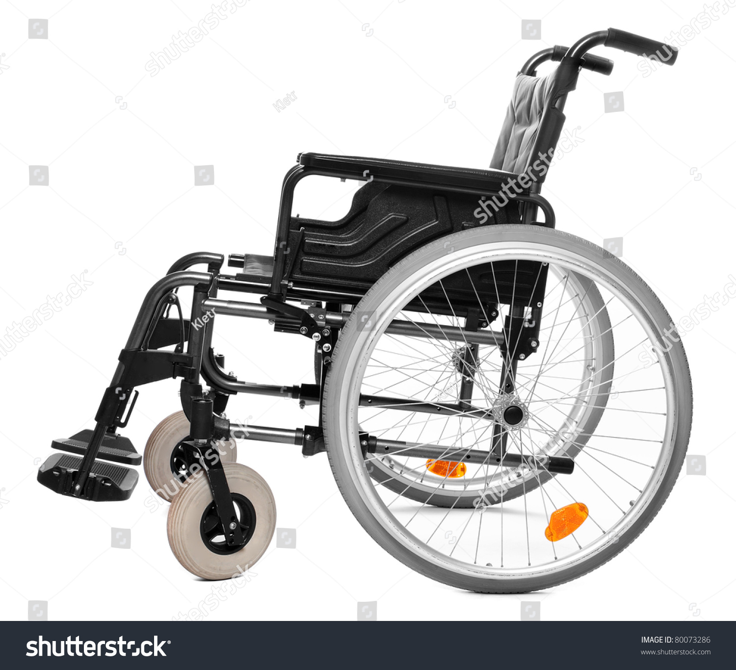 Vehicle Handicapped Persons Invalid Chair Stock Photo (Edit Now ...