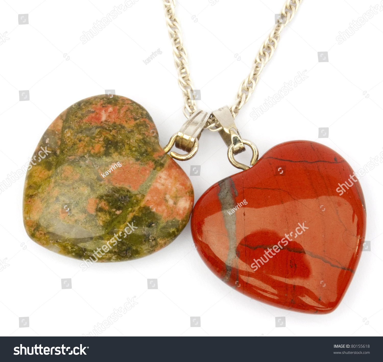 Stock Photo Necklace With