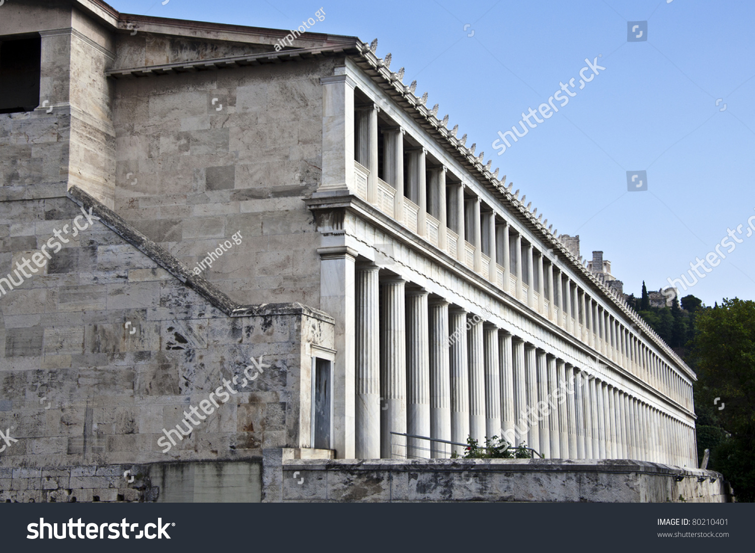 a comprehensive analysis of the stoa of attalos Athenian agora essay examples  an overview of the building stoa of attalos in greece 1,258 words 3 pages a comprehensive analysis of the stoa.