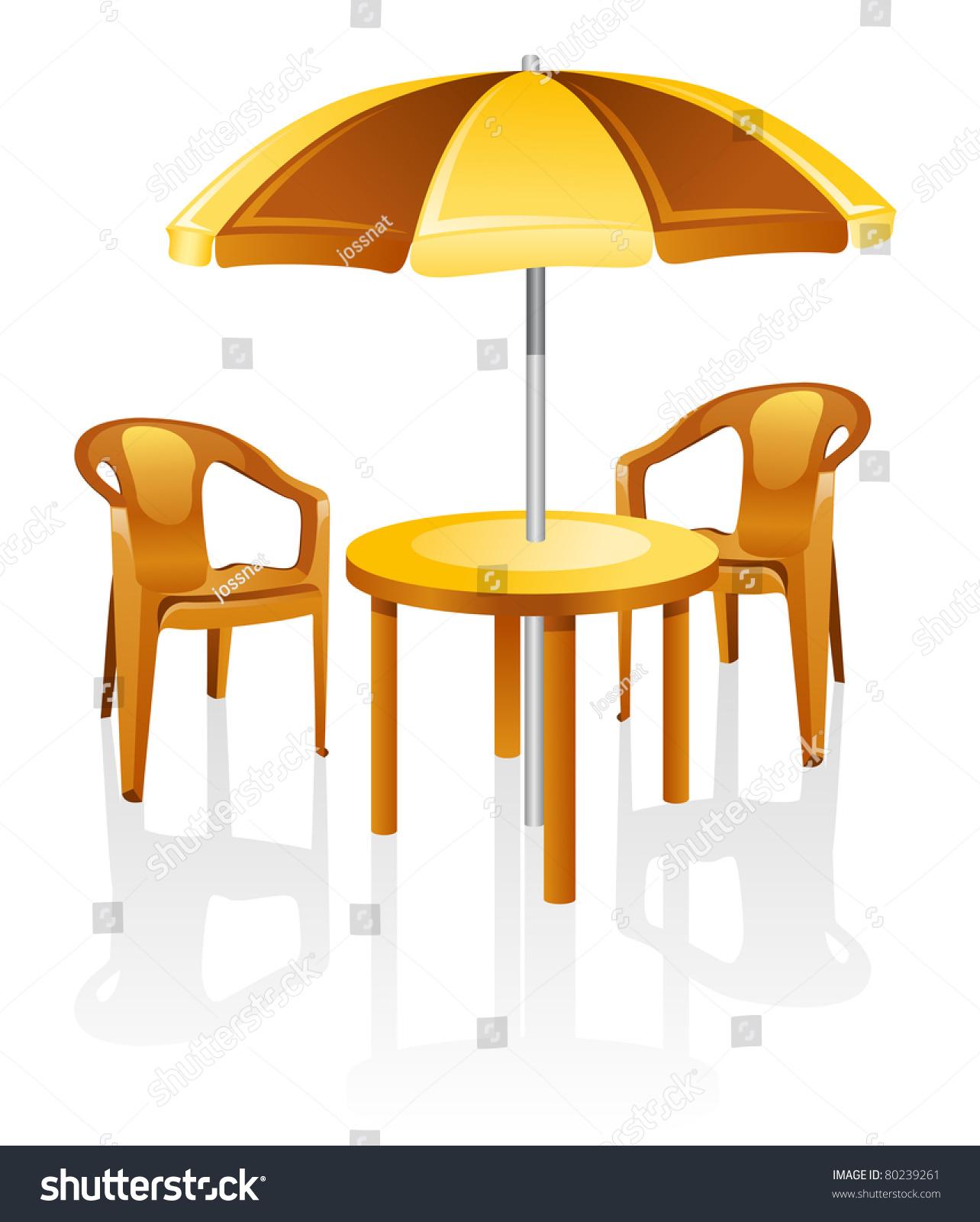 free clip art patio furniture - photo #9
