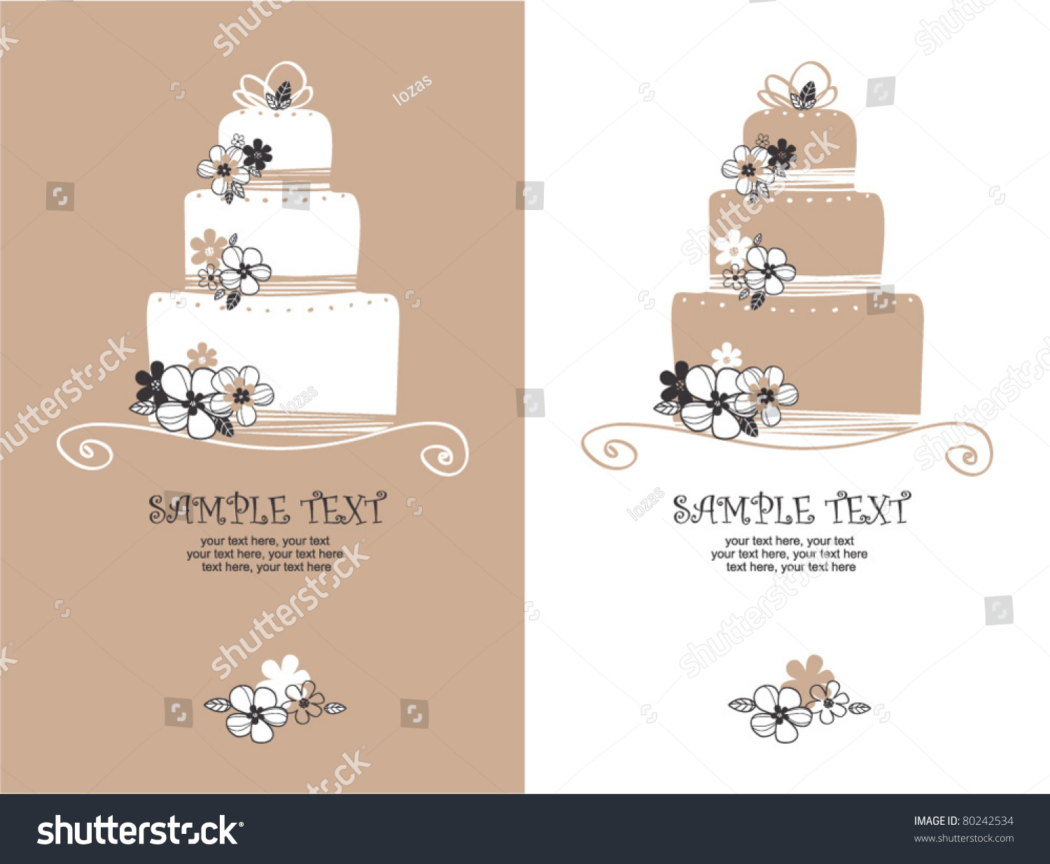 how to make a wedding cake card box with fabric card sweet wedding cake stock vector 80242534 15886