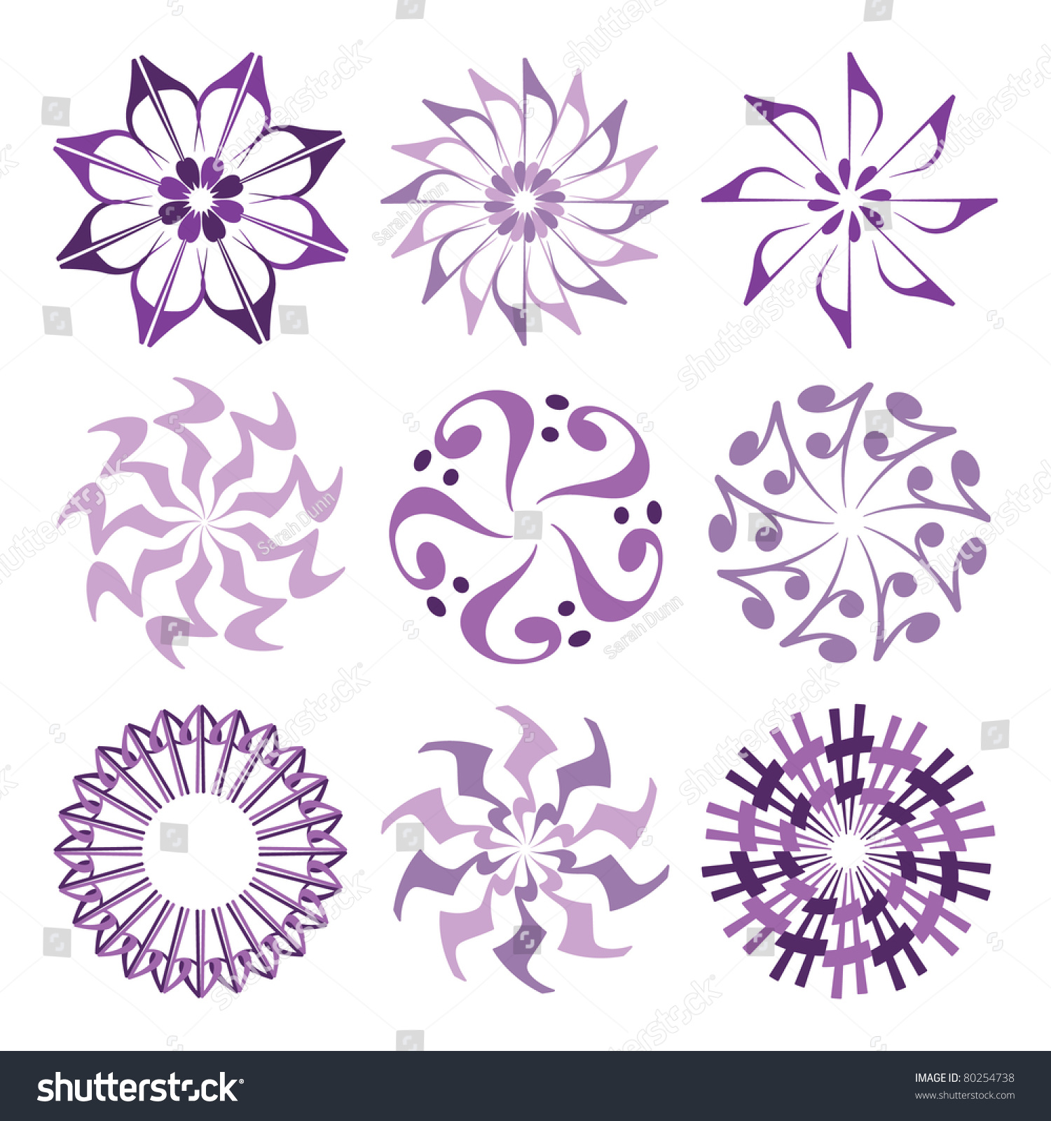 Musical flower designs floral designs made stock vector 80254738 musical flower designs floral designs made from music signs and symbols including crotchet bass biocorpaavc Image collections