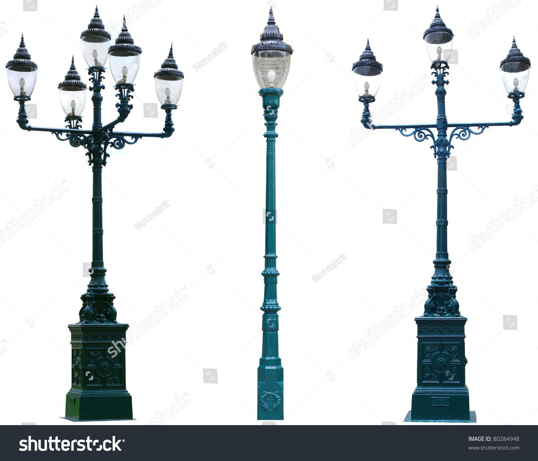 Light Pole Terminology