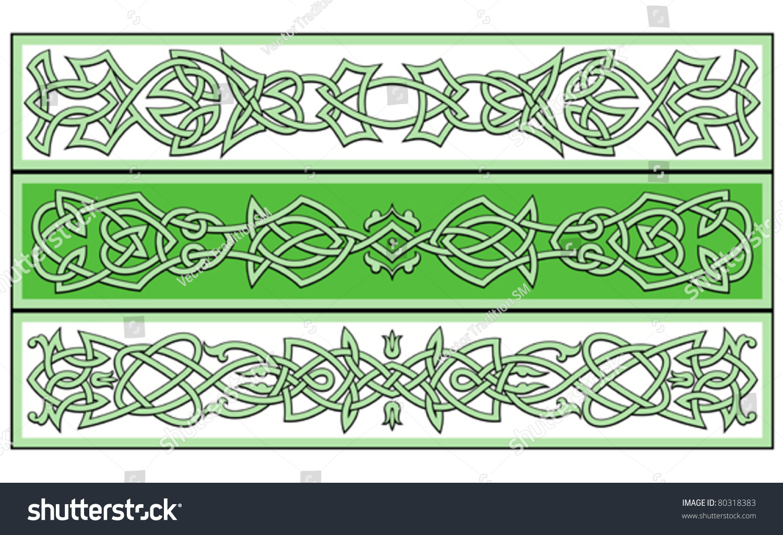 Irish Patterns Cool Decorating Design