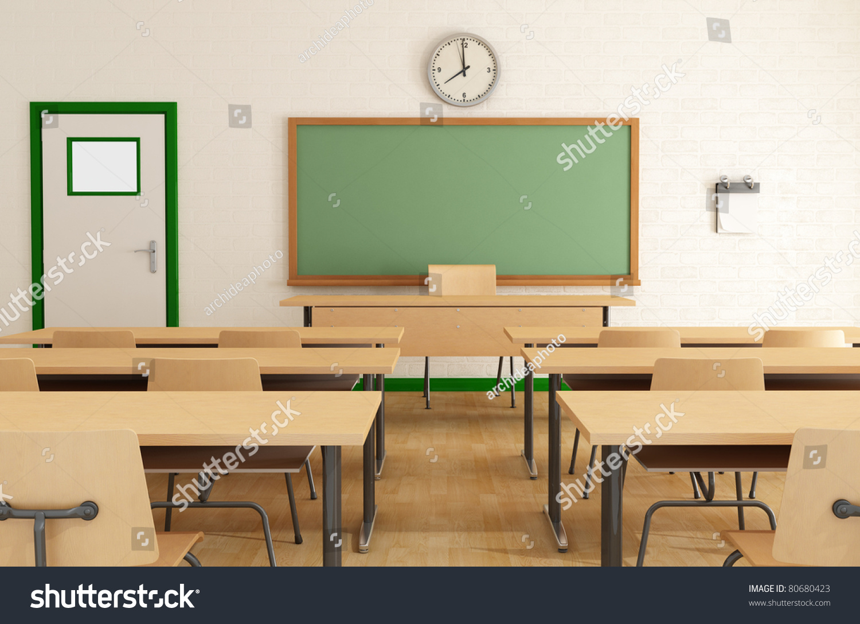 Blackboard Innovative Classroom : Wooden furniture organic wood design
