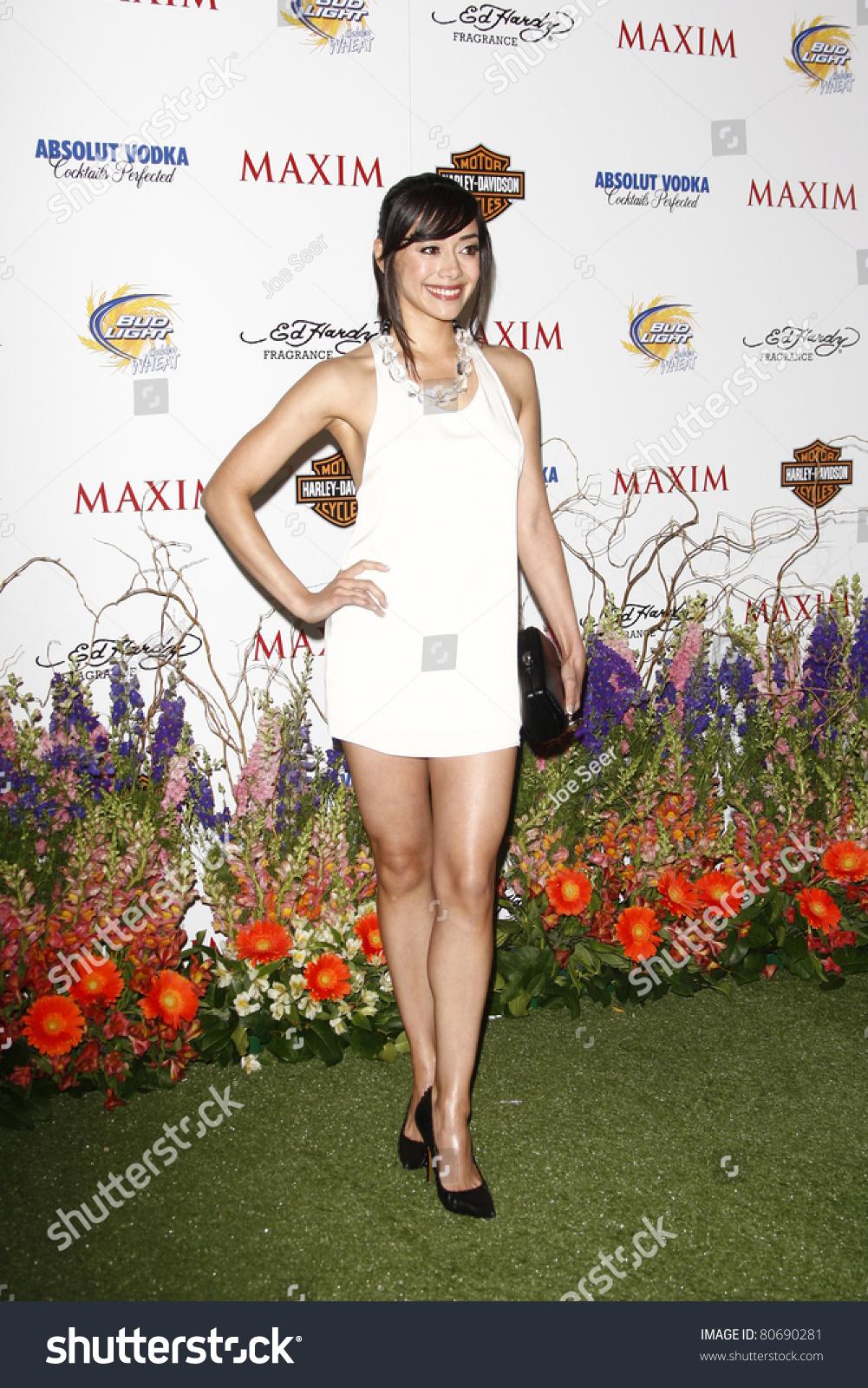 Aimee Garcia Bikini Los Angeles Ca May 19 ...