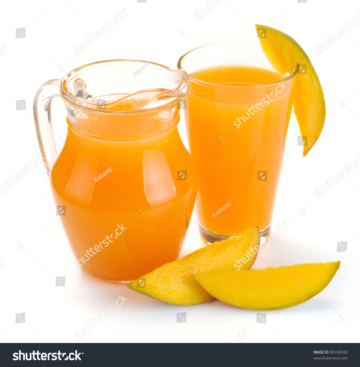 Mango Juice In A Jug And A Glass Of Fruit 20160323cuttingmangovickywasik1g