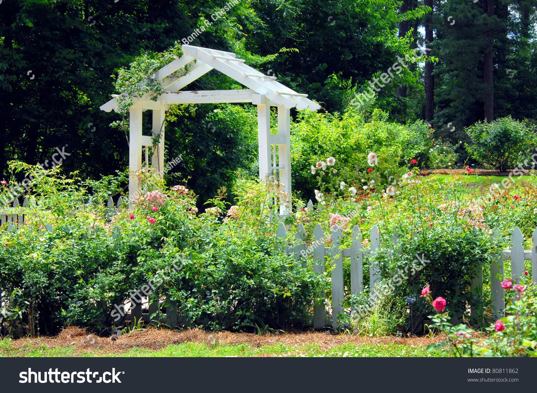 Gardens American Rose Center Shreveport Louisiana Stock Photo 80811862 Shutterstock