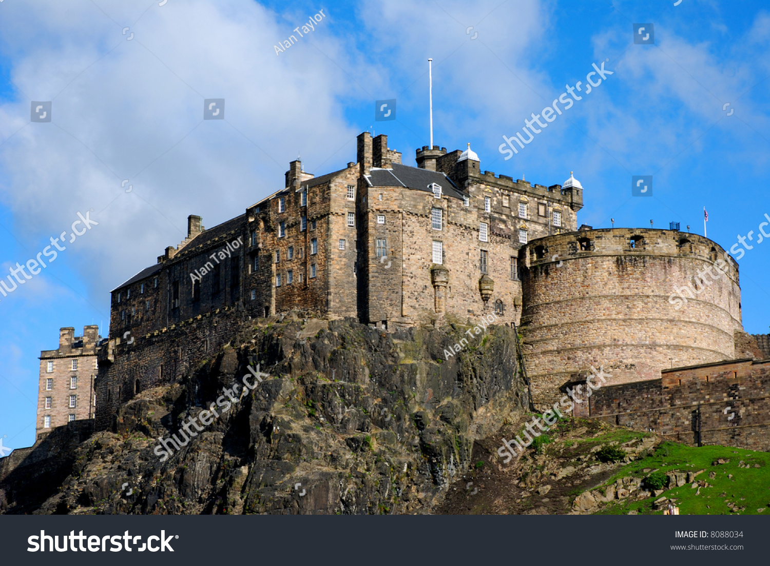 stock edinburgh castle - photo #9