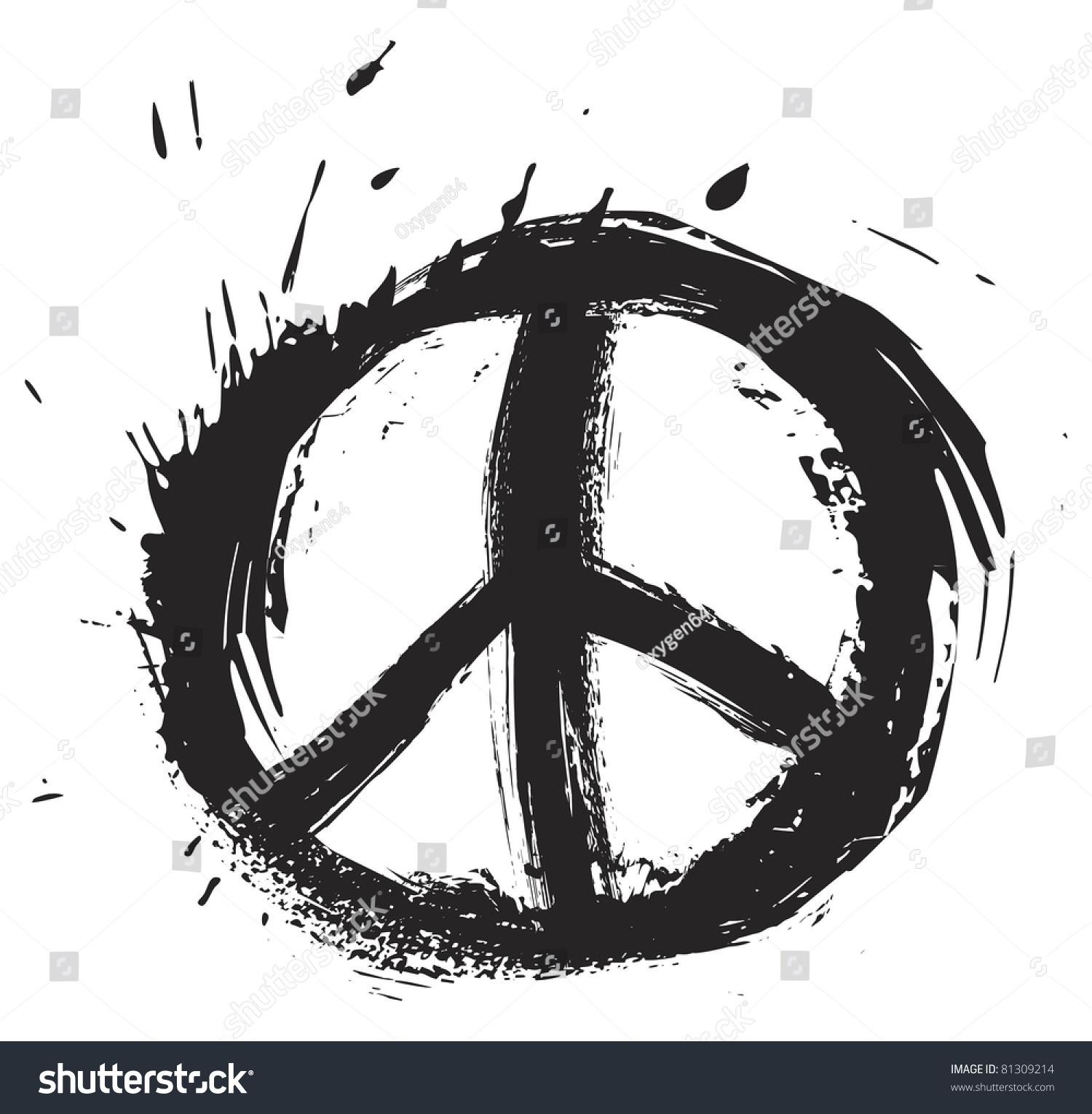 Black Peace 45