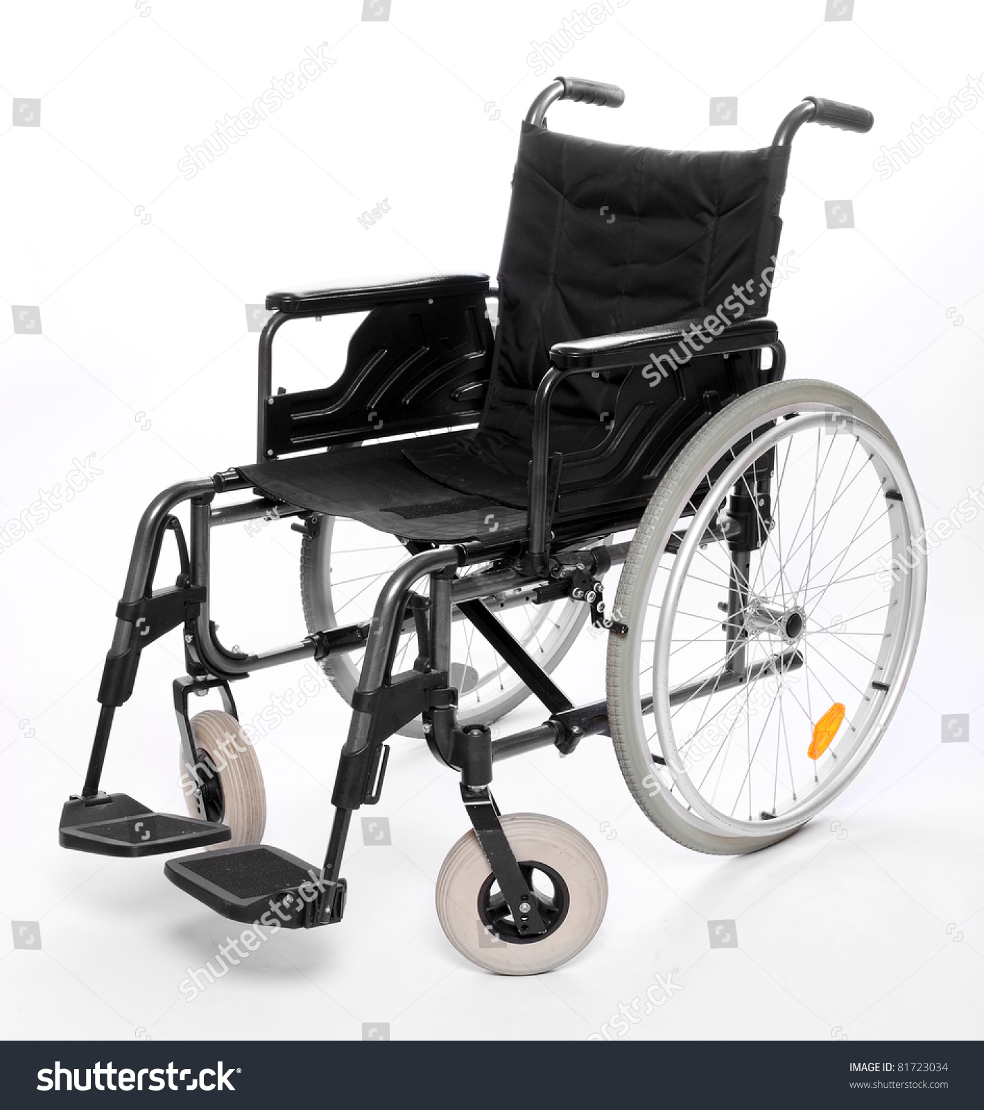 Vehicle for handicapped persons - invalid chair.   EZ Canvas