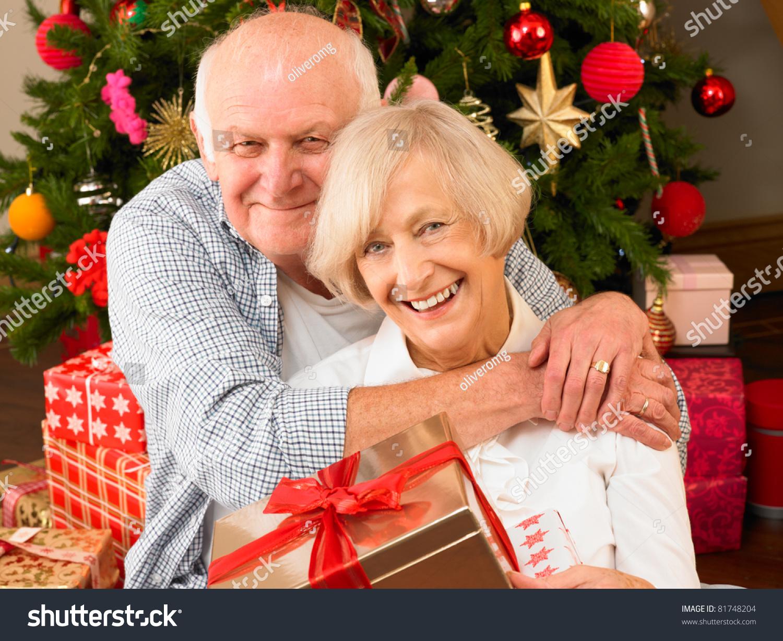 Подарок от дедушки зимы