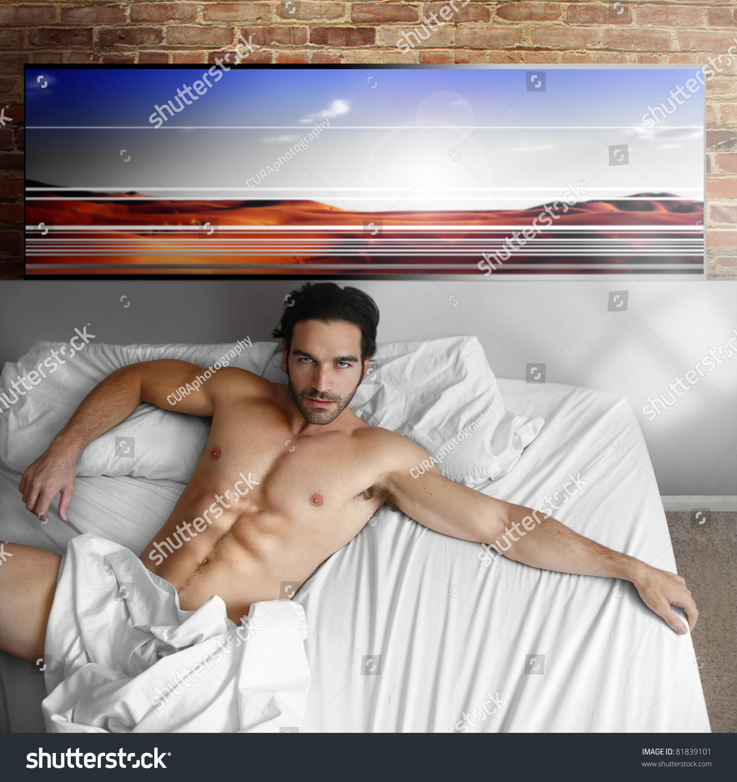 Male Model Adult Nude 114