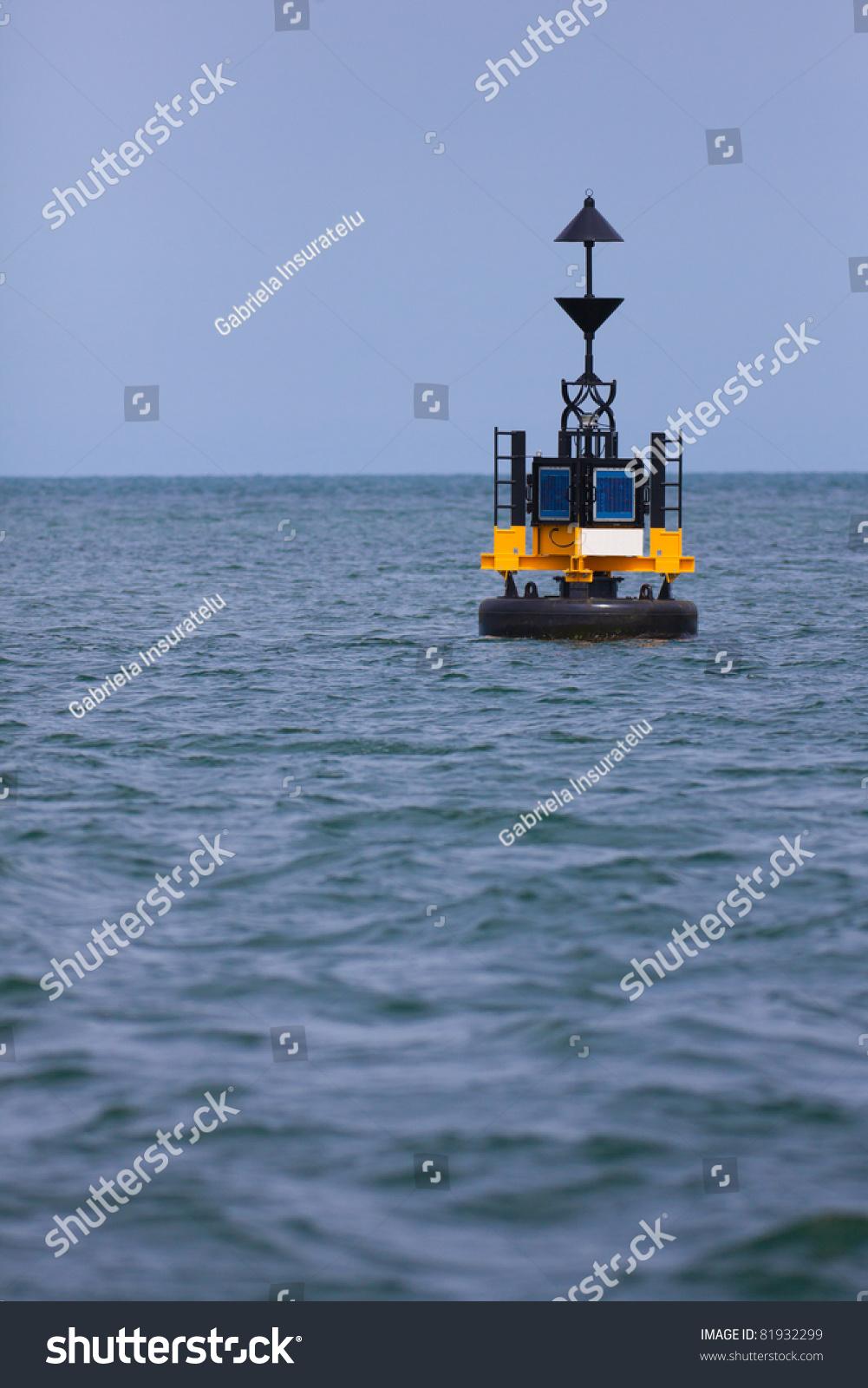 Floating Lighthouse On Irish Sea Near Stock Photo 81932299 Shutterstock