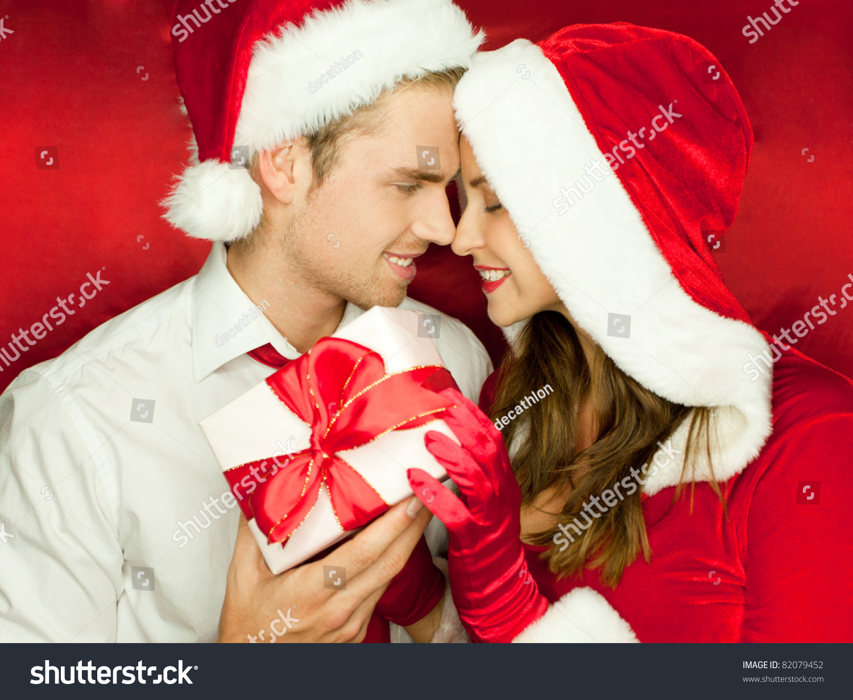 Сексуальный подарок мужу на новый год 4 фотография