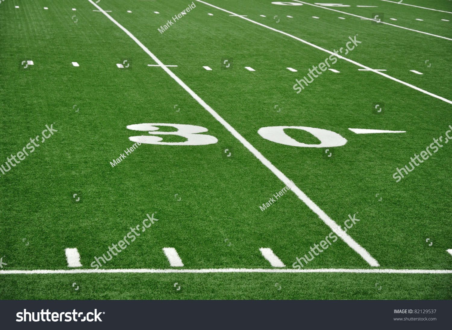 Football Field Diagram With Hash Marks On American Download