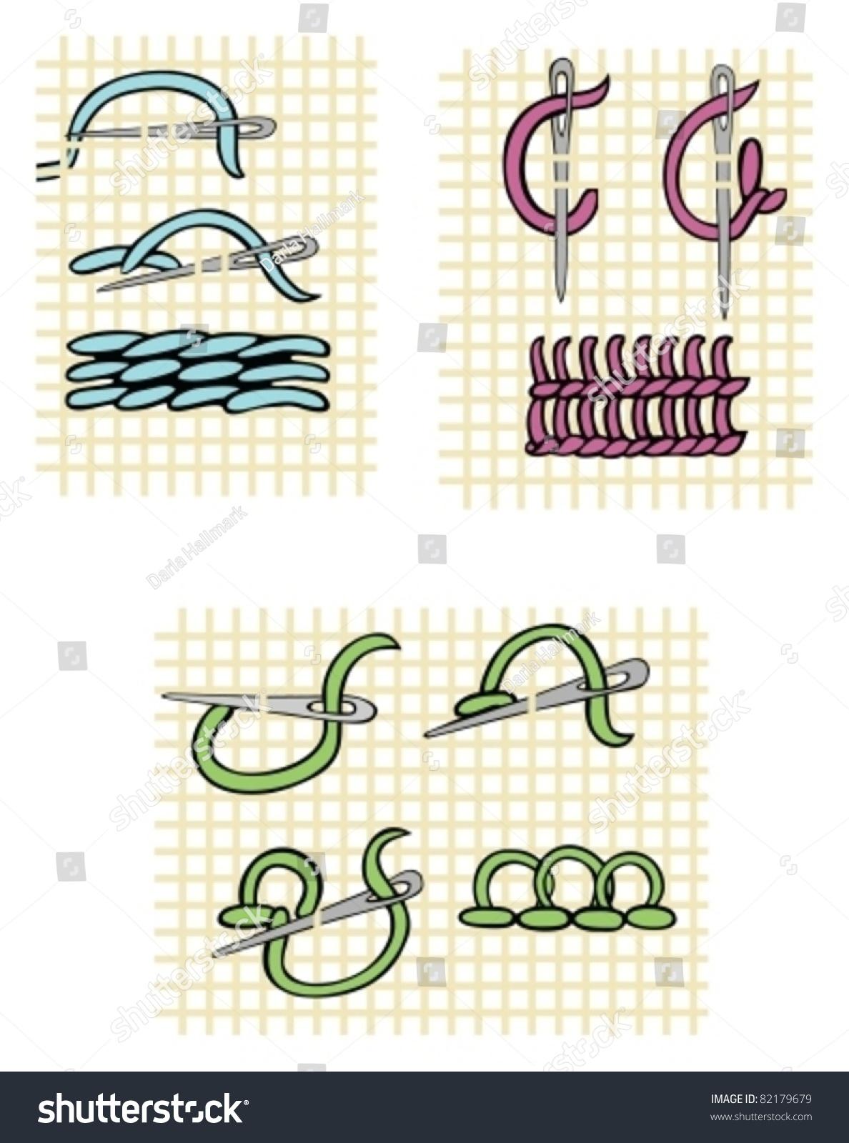a-z embroidery stitches pdf