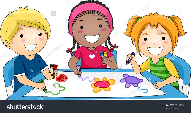 Children S Social Craft Activities