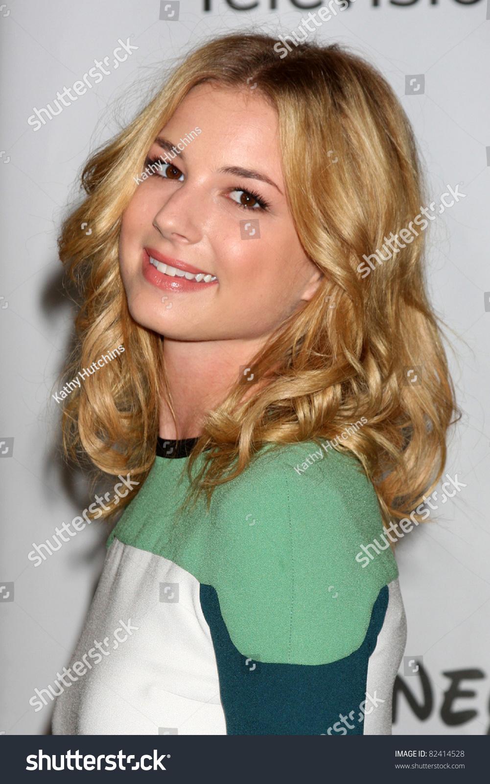 Emily Van Camp Hair