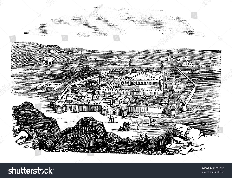 Ancient Medina Arabia   www.pixshark.com - Images ...