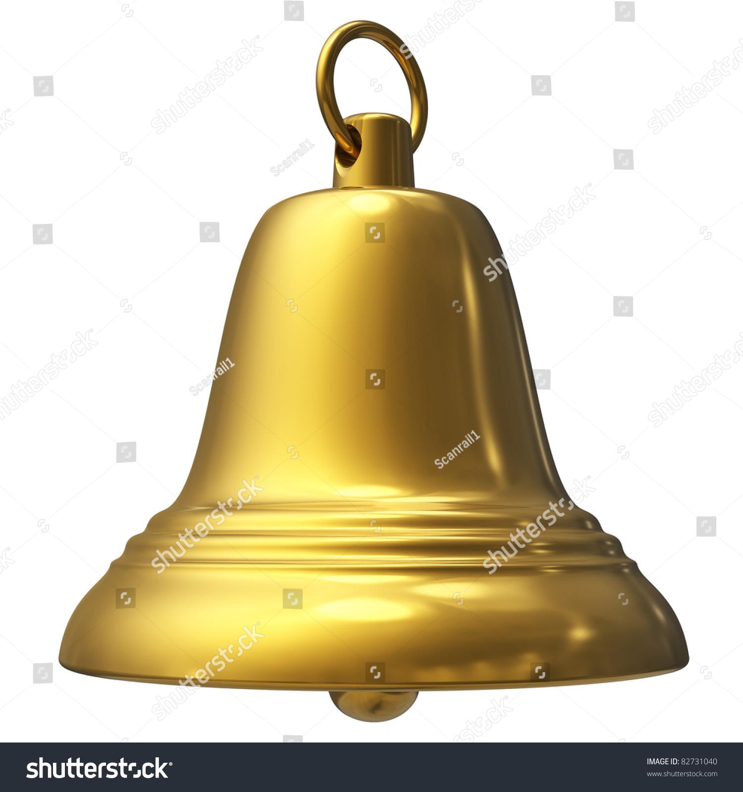 christmas golden bells images