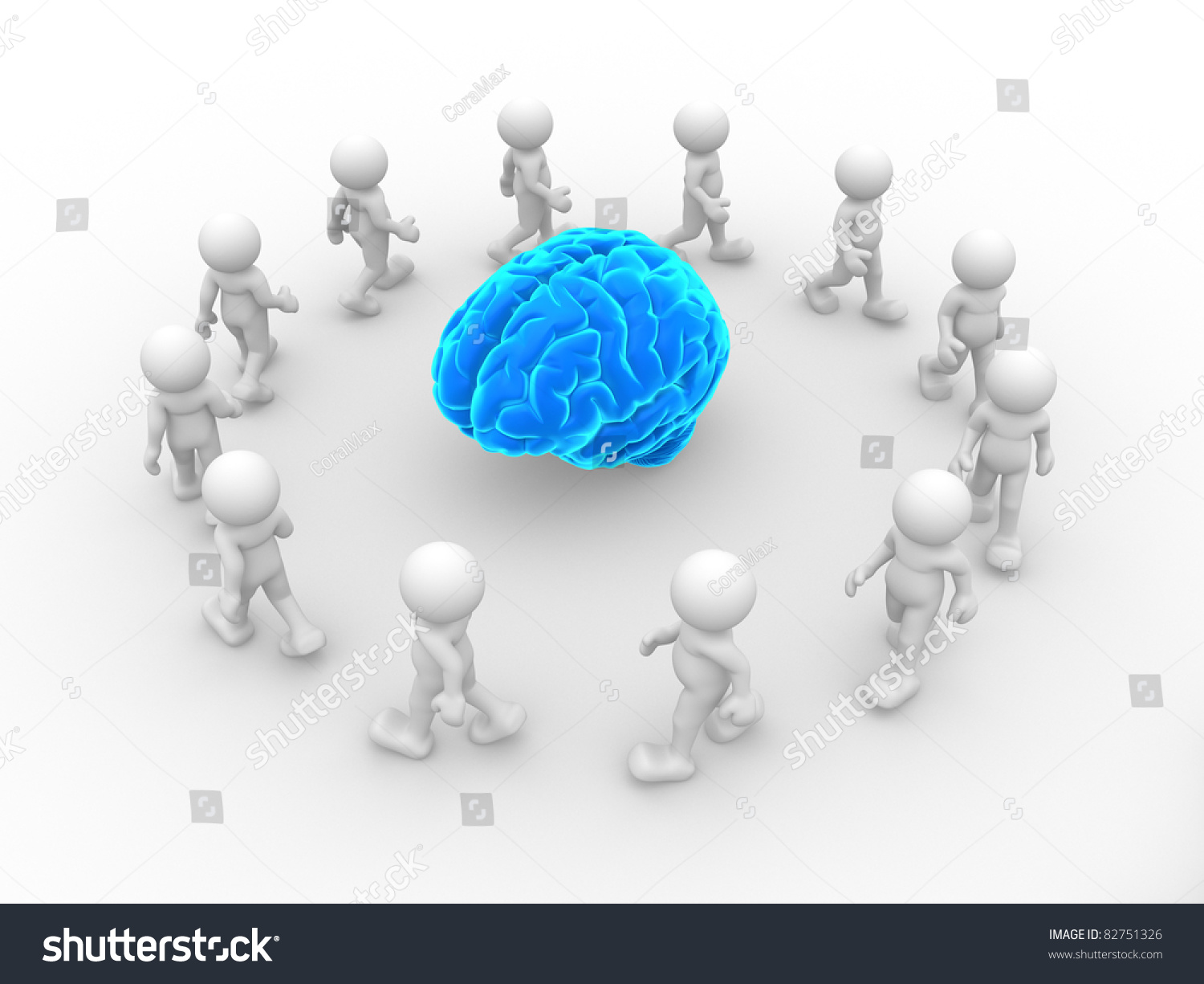 3d people human character end blue stock illustration 82751326 3d people human character end blue brain this is a 3d render illustration ccuart Choice Image