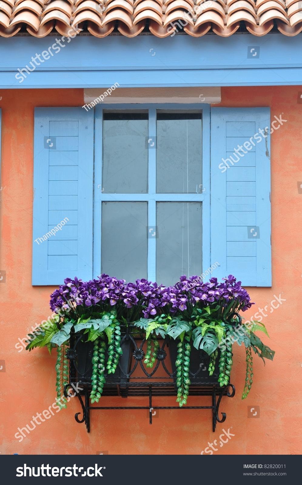 European Style Window Stock Photo 82820011 Shutterstock
