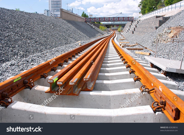 Как сделать рельсы для железной
