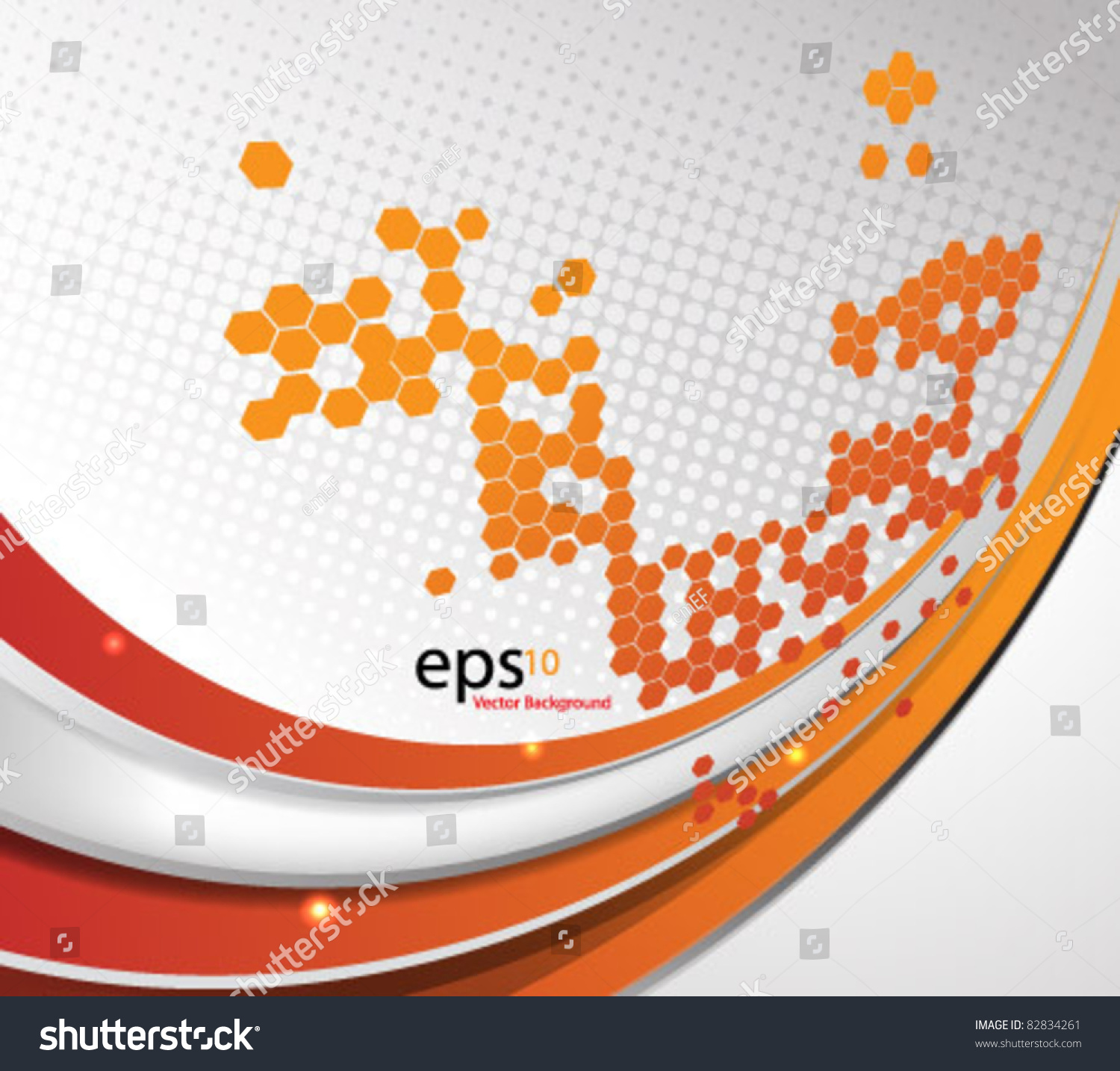 Vector Eps 10 Illustration Background Stock Vector 82834261 ...