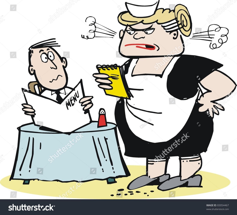 stock-vector-vector-cartoon-of-angry-waitress-in-restaurant-83054467.jpg?width=300