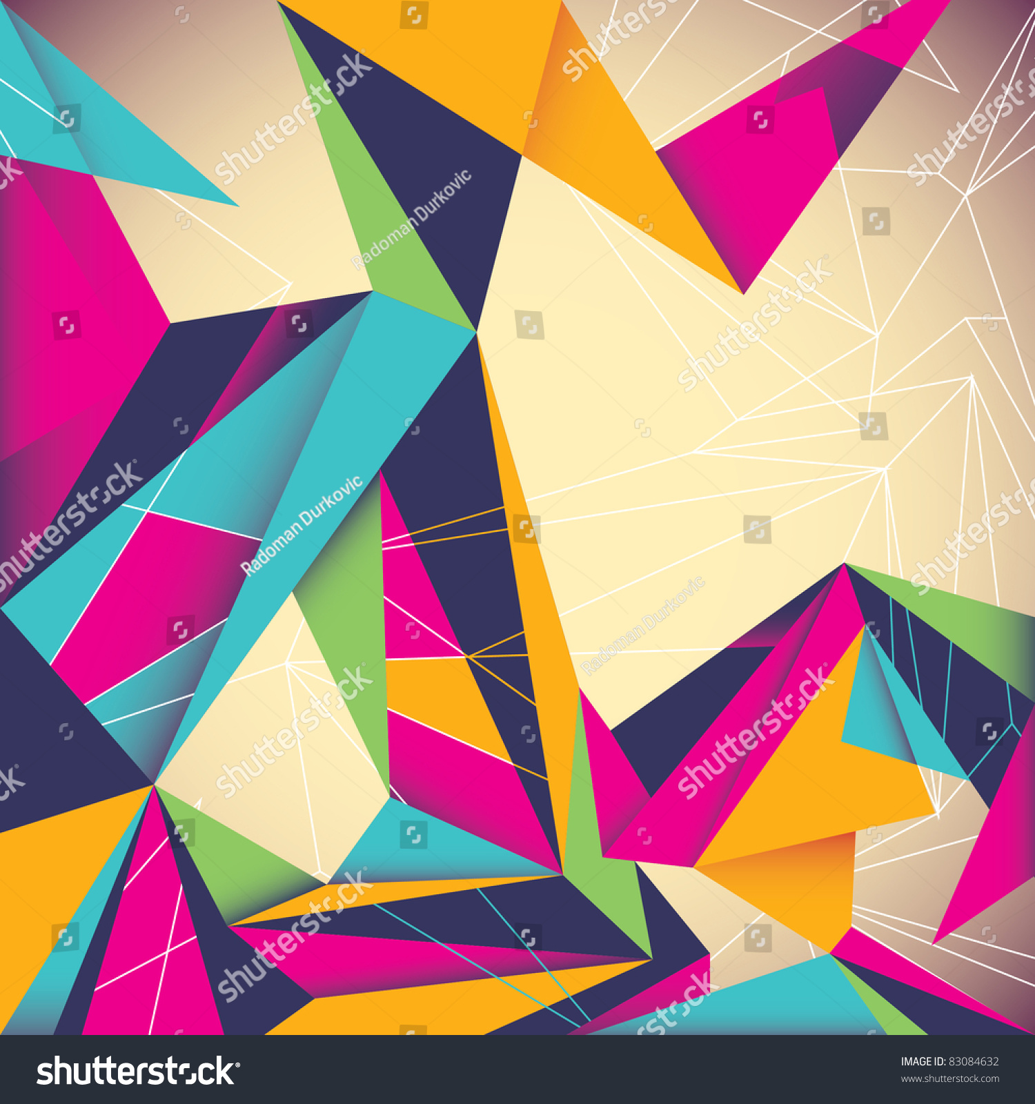 Colorful Illustrated A...